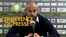 Conférence de presse Red Star FC AS Béziers 0 3 2018 19