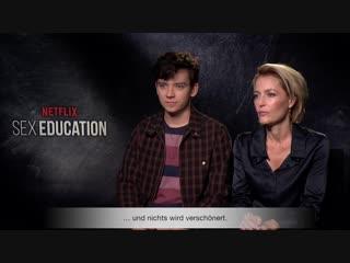 Sex education – interview_ gillian anderson  asa butterfield