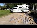 Narco ambulancia Secuestraron 400 kilos de marihuana simulados entre elementos de atención médica