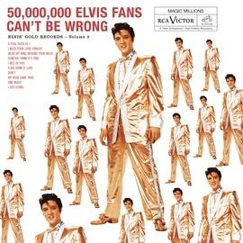 Elvis Presley альбом 50,000,000 Elvis Fans Can't Be Wrong: Elvis' Gold Records, Vol. 2