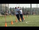 Спортивный семейный праздник «Мама, папа, я – спортивная семья». Видео 2.