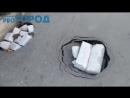 Во дворе дома 25к1 по улице Зубковой отремонтировали дорогу кирпичами 👍 rzn_life