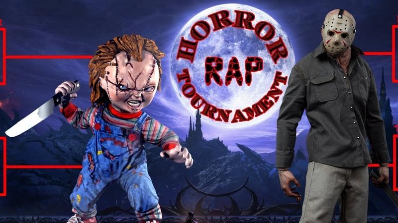 Chucky vs Jason. Horror Rap Tournament. 14 финала. 2 из 8