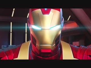 Marvel ultimate alliance 3 the black order трейлер