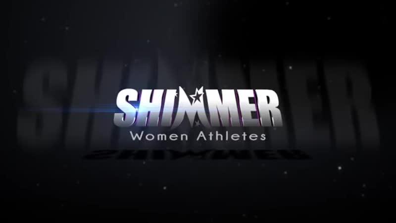 SHIMMER Womens Wrestling Ivelisse vs Kimber Lee SHIMMER 62