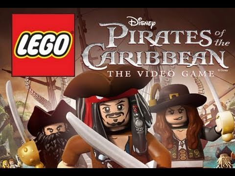 LEGO Pirates of the Caribbean Video Review