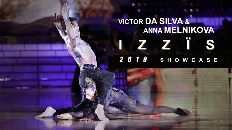Victor Da Silva - Anna Melnikova | Kremlin Cup 2019 - Showdance Izzïs