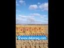 China DEKEN tractor trailed two sides hay rake 3
