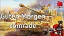 Гутен Морган Комрады. Танк Pz4. [Red Bear Iron Front ArmA 3]