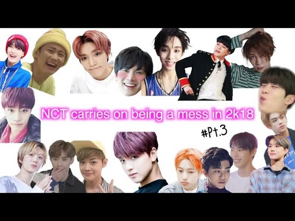 NCT carries on being a mess in 2k18