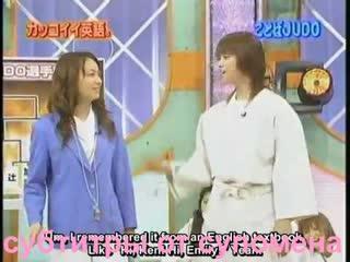 Hitomi Yoshizawa  Reina Tanaka - Word (Eng) Judo (субтитры от супомена)