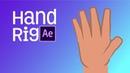 After Effects Tutorial - Hand Rig | Joysticks n' Sliders