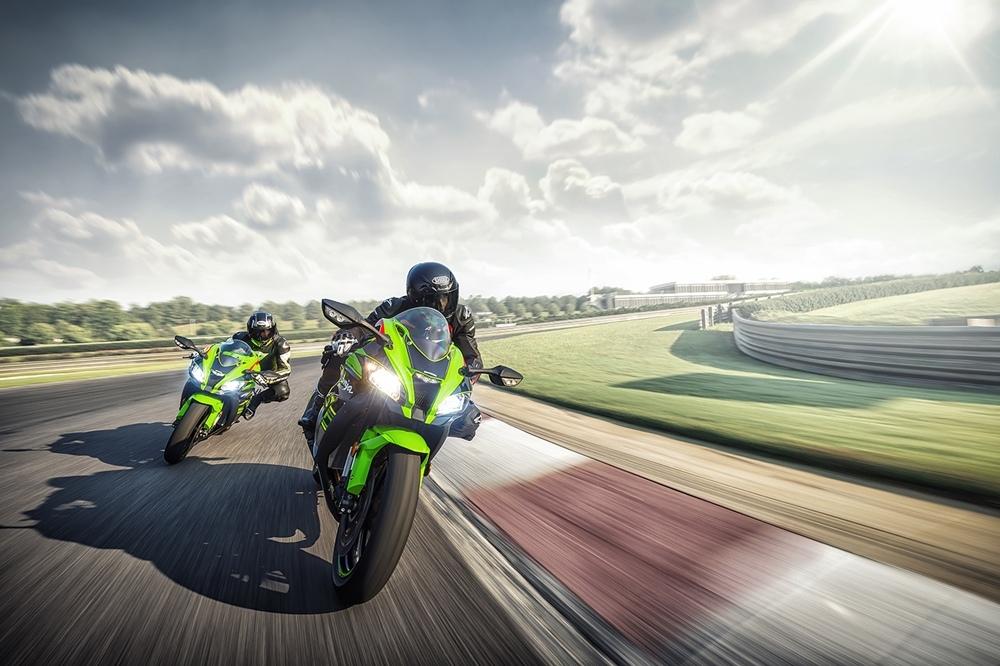 Intermot 2018: Супербайк Kawasaki ZX-10R 2019