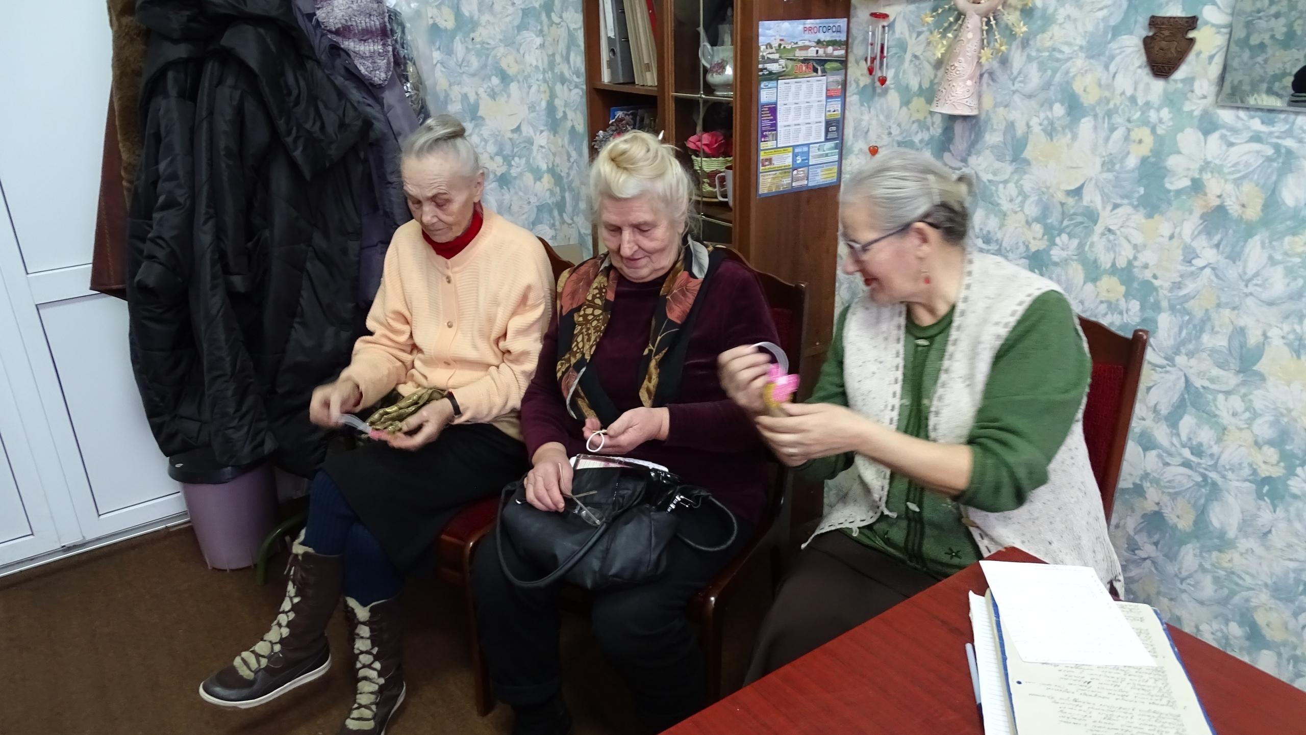 пансионат твой дом для престарелых