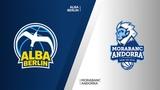 ALBA Berlin - MoraBanc Andorra Highlights 7DAYS EuroCup, SF Game 1