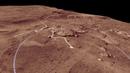 Mars 2020 Landing Site Jezero Crater Flyover