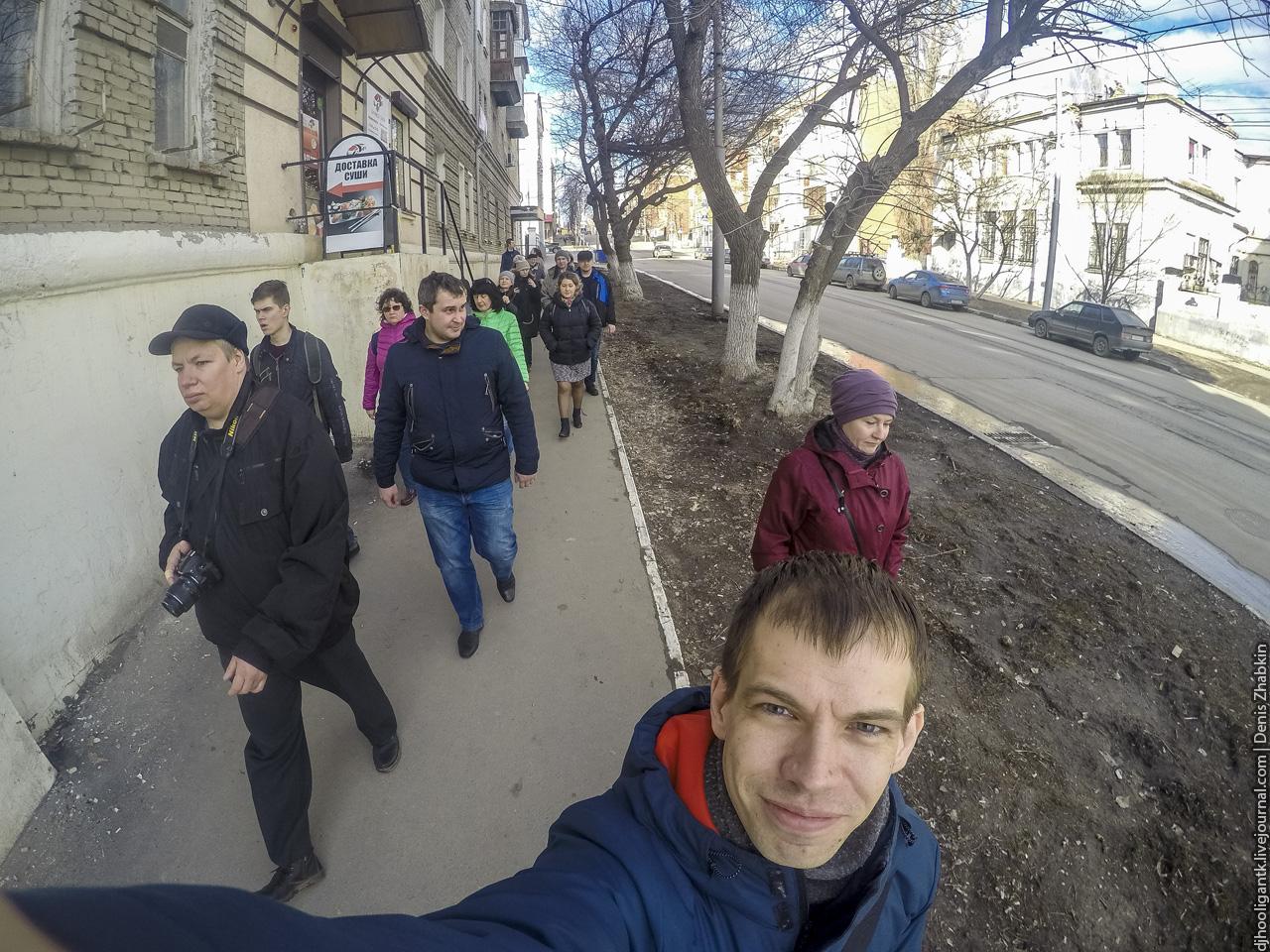 Бахметьевская экскурсия Саратов