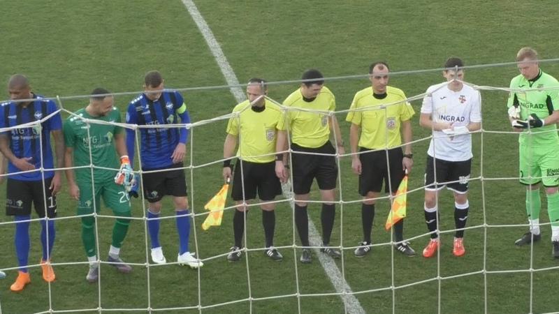 Торпедо Москва - Кёге (Дания) 2:1. Обзор матча