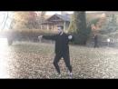 Интегративный танец Буто