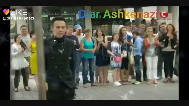 Diar Ashkenazi битва экстрасенсов