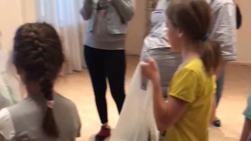 Поездка в детский дом Таганрог