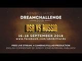 Shane McMinn - Konstantin Stepanov #8 DreamChallenge 2018