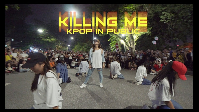 [KPOP IN PUBLIC - GIRL VER] iKON (아이콘) - '죽겠다(KILLING ME)' DANCE COVER by Oops! Crew from Vietnam