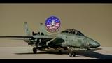 Trumpeter 132 F-14D Super Tomcat VF-213