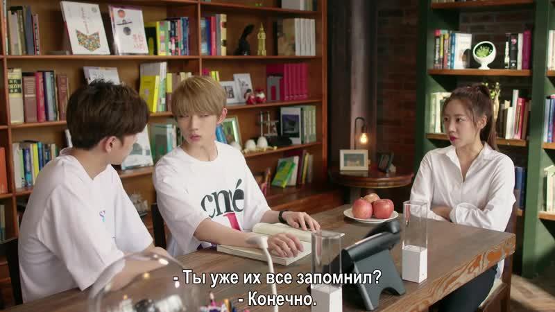 [FSG Chiken House] Озорные детективы - серия 14 (рус.саб)