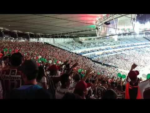 Fluminense 2x0 Deportivo Cuenca - Horto Magiko Tricolor