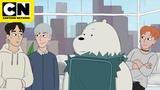 The Bear Bros Meet MONSTA X We Bare Bears Cartoon Network
