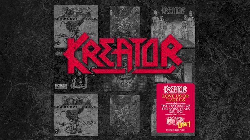Kreator - Love Us Or Hate Us
