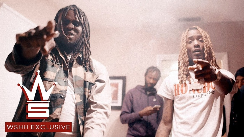 Cdot Honcho Feat. Chief Keef Sadity (WSHH Exclusive - Official Music Video)