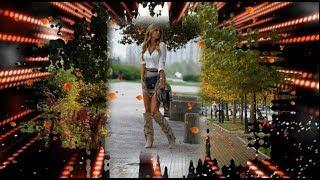 Фиолетовый дождь Андрей Усов Дождь из листьев