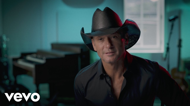 Tim McGraw About Neon Church and Thought About You