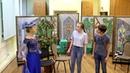 Нескучный сад Фрагмент спектакля старших классов ОМТ МГДМШ им Гнесиных