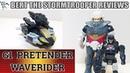 Transformers Generation 1 Pretender WAVERIDER Review! Bert the Stormtrooper Reviews!