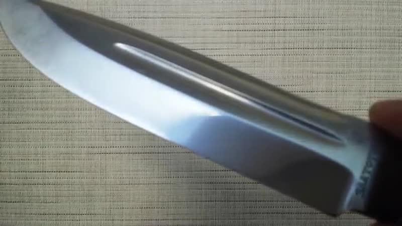 Нож СЕЛИГЕР Златоуст AR. Прохладный хозбыт