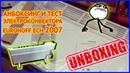 Гараж Анбоксинг и тест электроконвектора Eurohoff ECH 2007