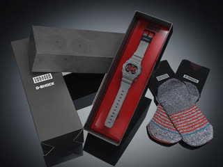 Sneaker Freaker x G-SHOCK Redback Collaboration