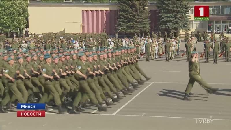 Парад 3 июля в честь 75-летия освобождения от немецко-фашистских захватчиков пройдет вечером