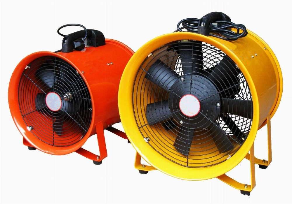 вентилятор осевой вытяжной промышленный