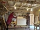 Рабочие будни Артели Русские Плотники или, как сделать витрину для шиншиллы.