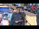В Енакиево прошли соревнования по пожарно-спасательному спорту МЧС ДНР