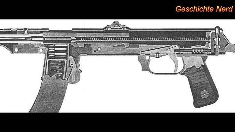 ППС-43 Пистолет-пулемёт Судаева – оружие, пробившее блокаду Ленинграда