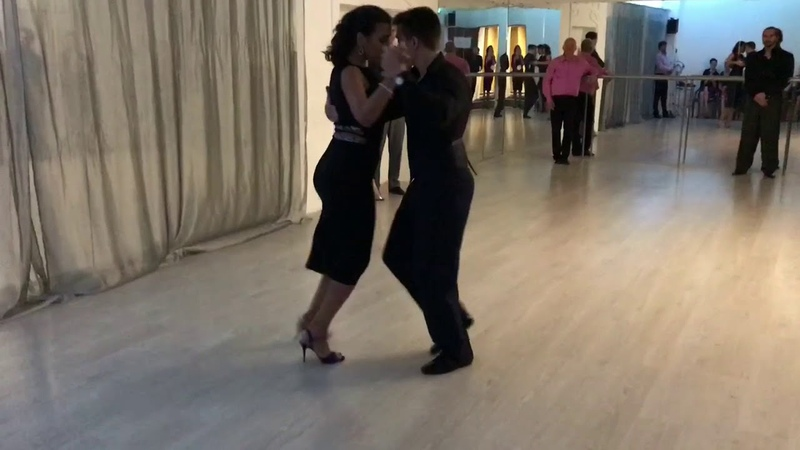 Yury Shtykin Natalia Molokova 1/3 | Tango Maximo, Voronezh 30.09.2017
