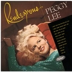 Peggy Lee альбом Rendezvous With Peggy Lee