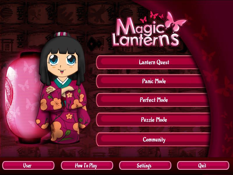 Волшебные фонарики   Magic Lanterns (En)