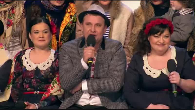 2014 КВН Шизгара Воскресенское Музыкалка