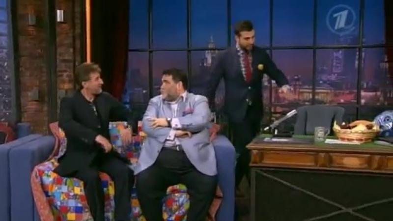Вечерний Ургант (Первый канал, 17.05.2012) выпуск 18
